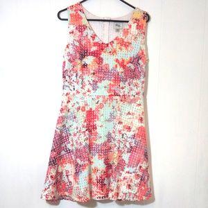 Beige by eci Sleeveless Dress